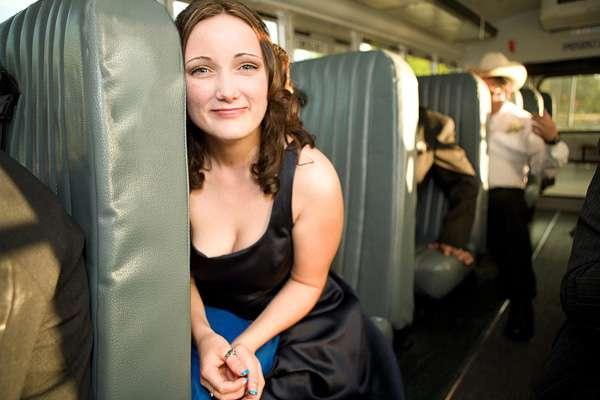 Sarah Wilson摄影作品:盲人们的毕业舞会6
