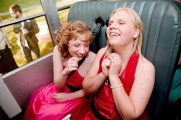 Sarah Wilson摄影作品:盲人们的毕业舞会5