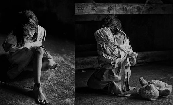 Dikky Photogrepe作品:精神病患日记2