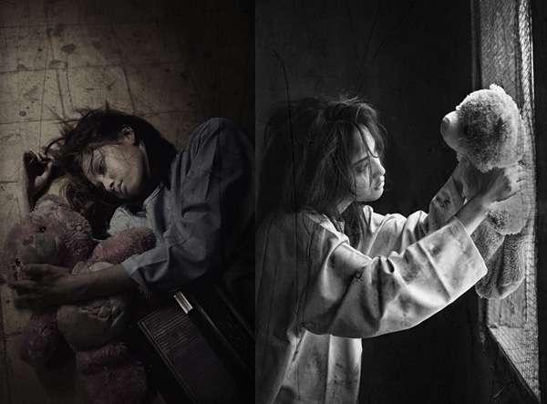 Dikky Photogrepe作品:精神病患日记3