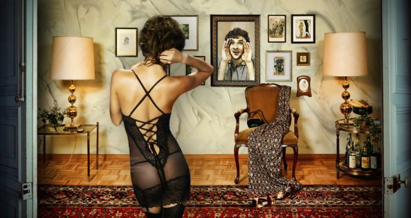 一位失业者的摄影作品集-The power of seduction