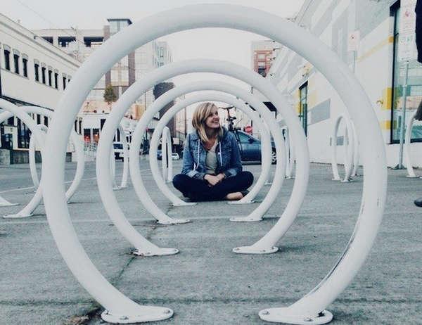 Instagram创意图片框架摄影作品集1