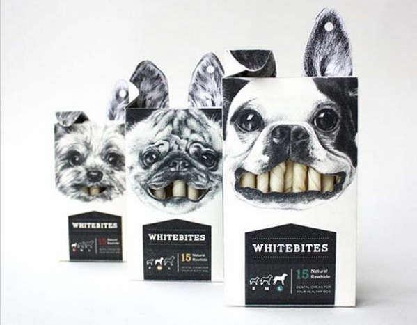25个极具创意的产品包装设计欣赏-狗狗食物包装