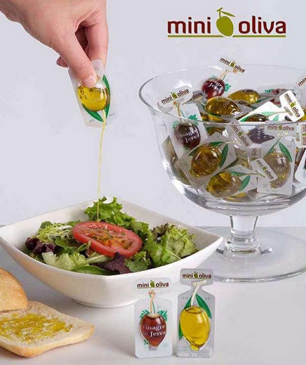 25个极具创意的产品包装设计欣赏-迷你橄榄油包装