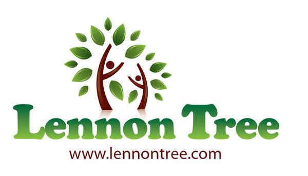 15个有关树的绿色环保LOGO标识设计欣赏7