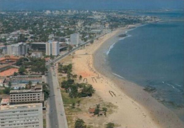 世界景观之城市的时代变迁图集-巴西-福塔雷萨1975