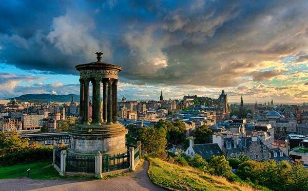英国爱丁堡城市之美的53个原因