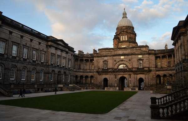 英国爱丁堡城市之美的53个原因-爱丁堡大学