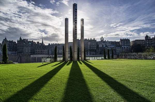 英国爱丁堡城市之美的53个原因-商业市场