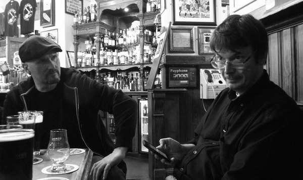 英国爱丁堡城市之美的53个原因-酒吧文化和名人