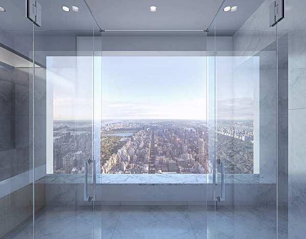 Rafael Viñoly 纽约天际线上的私人公寓3