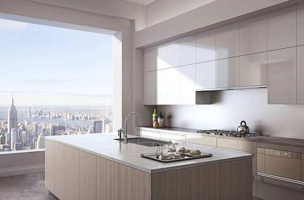 Rafael Viñoly 纽约天际线上的私人公寓7