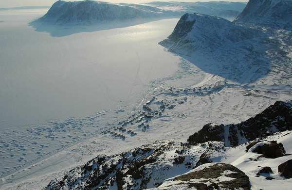30个世界上冬天里最美丽的城镇,加拿大格赖斯峡湾