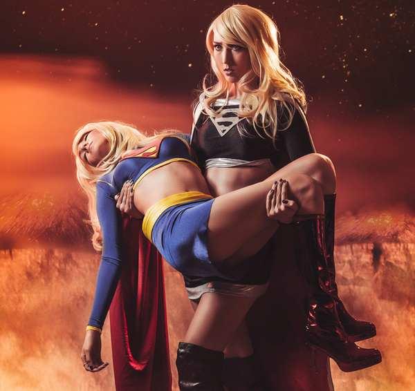 女超人姐妹