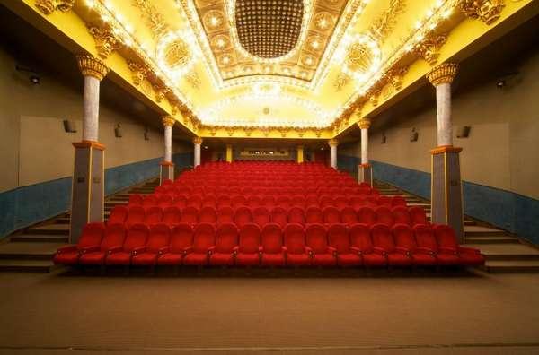 匈牙利·布达佩斯·帕斯金艺术电影院