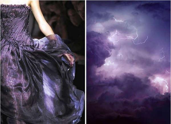 2015年时尚与自然服装设计作品集3