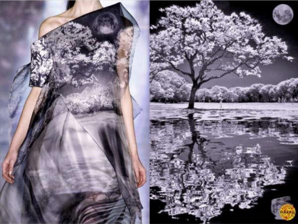 2015年时尚与自然服装设计作品集5