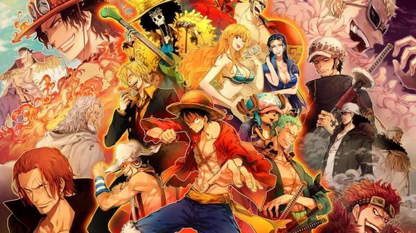 日本最具人气的20部漫画神作,海賊王