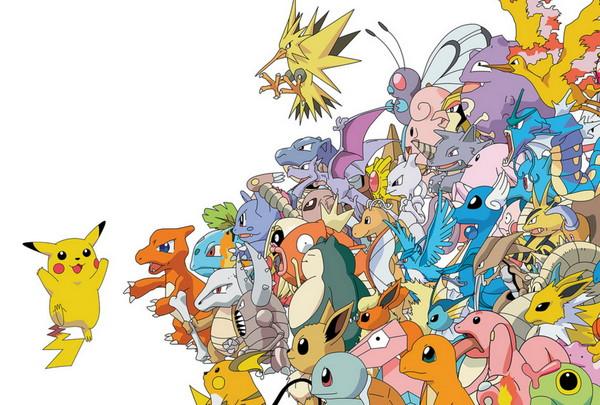 Pokemon:电影与口袋妖怪之恶搞