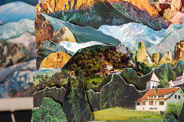 Caterina Rossato 最美风景明信片创意设计4