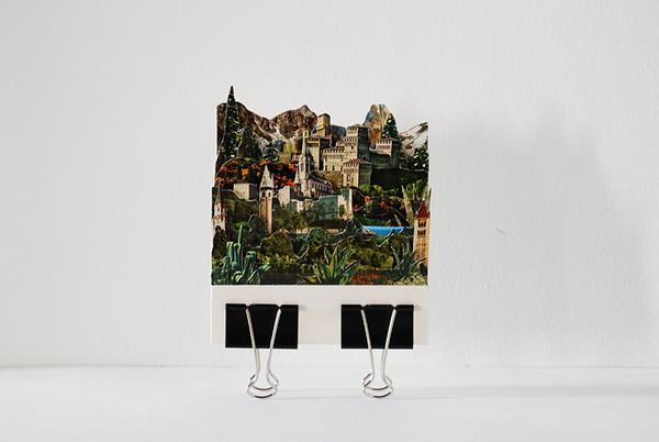 Caterina Rossato 最美风景明信片创意设计5