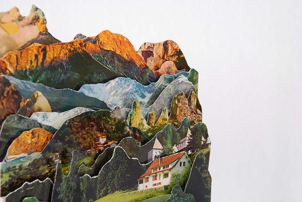 Caterina Rossato 最美风景明信片创意设计6