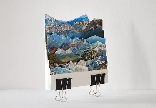 Caterina Rossato 最美风景明信片创意设计7