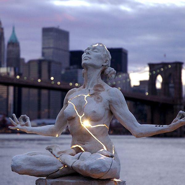 Paige Bradley雕塑Expansion-1