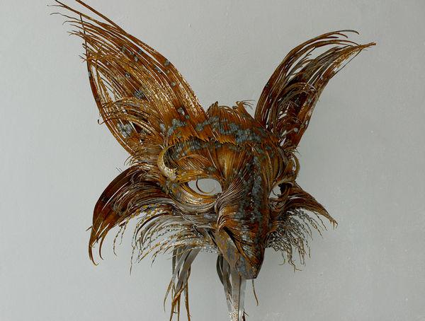 Selcuk Yilmaz 金属雕塑艺术作品集5