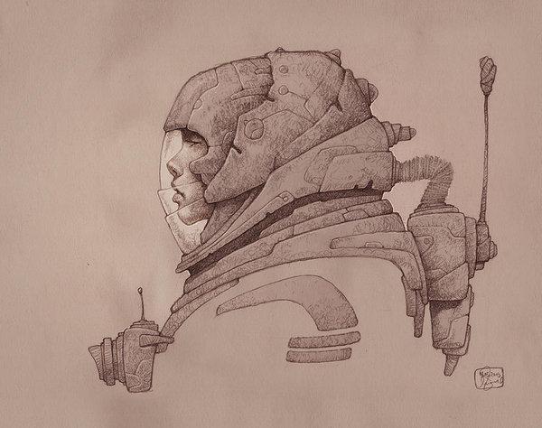 PenkoGelev:概念艺术插画作品集2