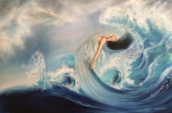 Erica Wexler 绘画与梦想艺术作品集