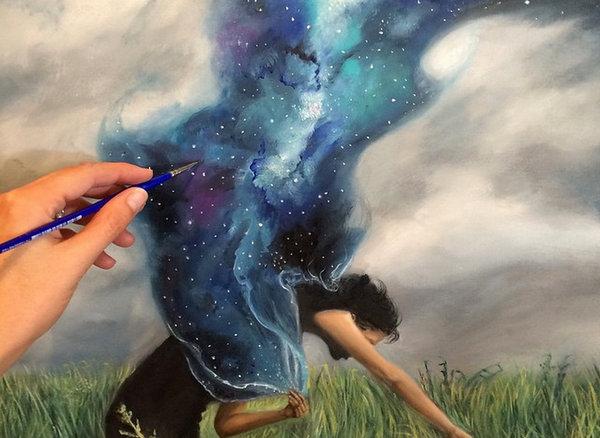 Erica Wexler 绘画与梦想艺术作品集2