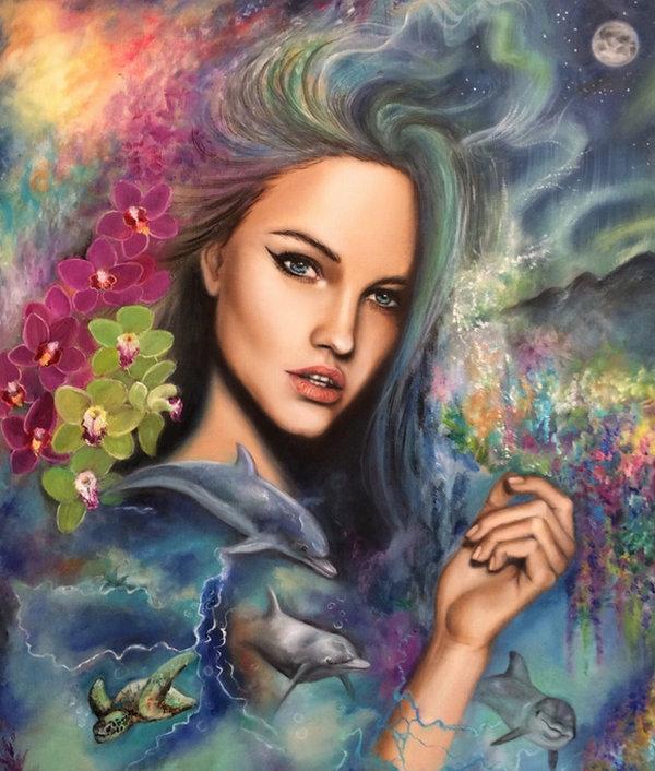 Erica Wexler 绘画与梦想艺术作品集4