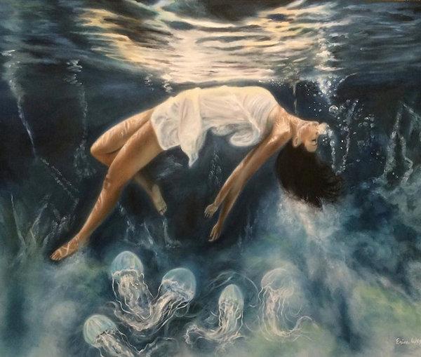 Erica Wexler 绘画与梦想艺术作品集5