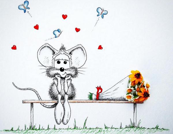 Apredart 小老鼠神奇之旅绘画