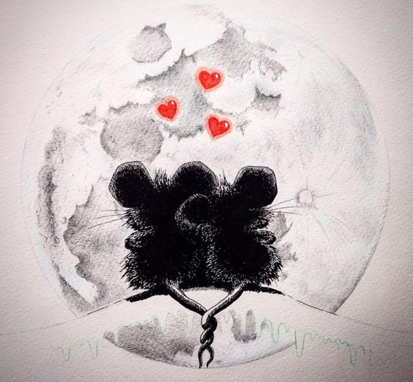 Apredart 小老鼠神奇之旅绘画4