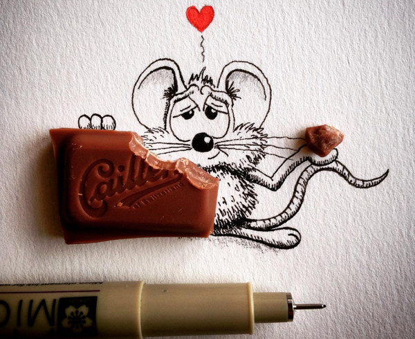 Apredart 小老鼠神奇之旅绘画6