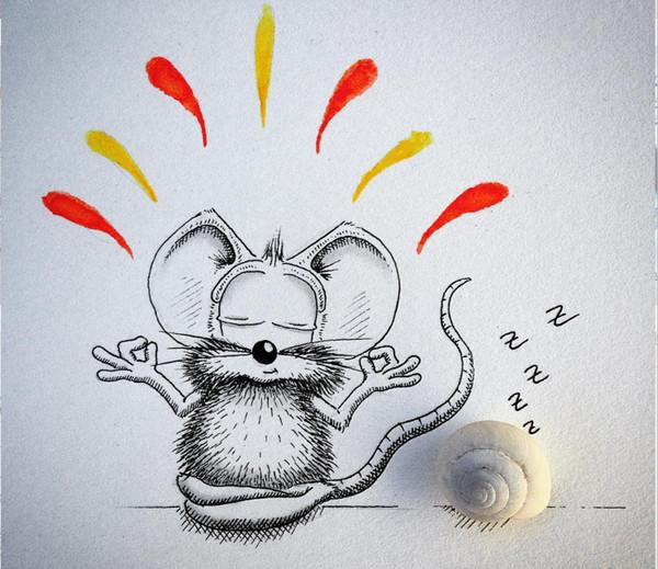 Apredart 小老鼠神奇之旅绘画7