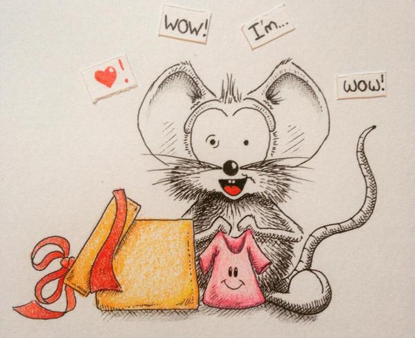 Apredart 小老鼠神奇之旅绘画8