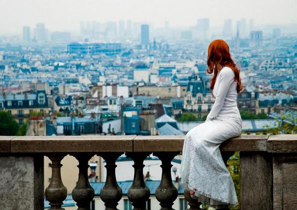 《背影》只可远观不可亵渎壁纸,城市,美女