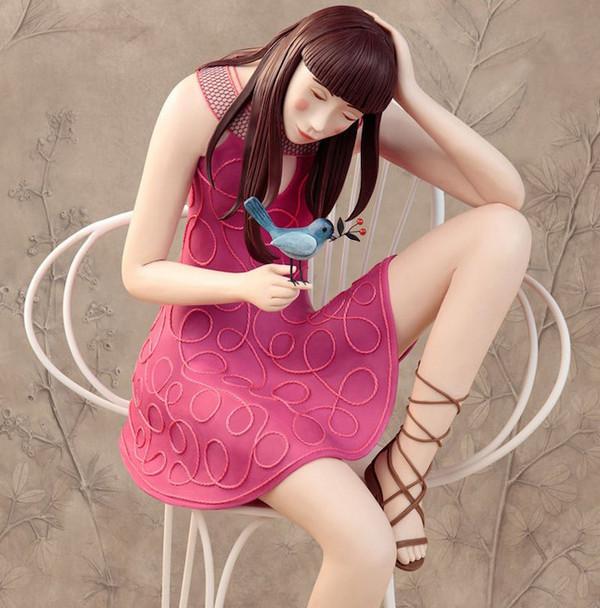Irma Gruenholz 满是生活气息泥雕艺术8