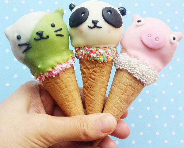 Vickie Liu 美味甜甜圈食品艺术
