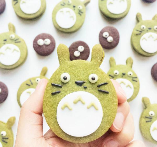 Vickie Liu 美味甜甜圈食品艺术2
