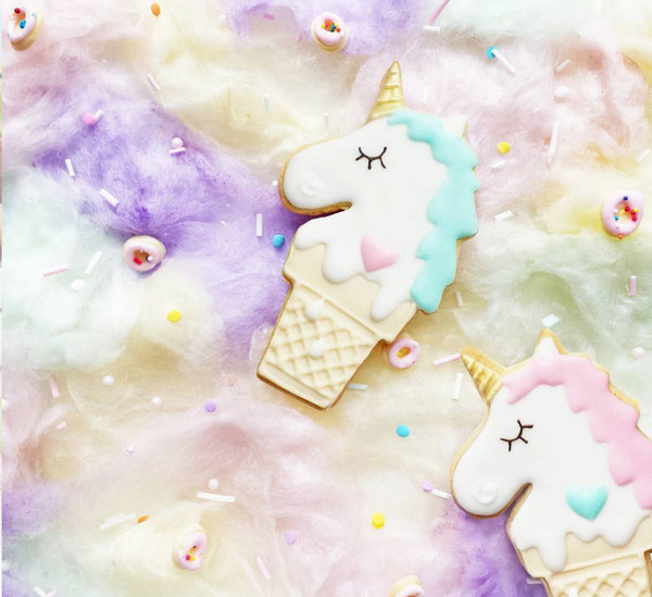 Vickie Liu 美味甜甜圈食品艺术3