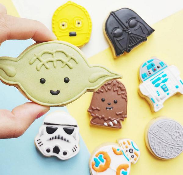 Vickie Liu 美味甜甜圈食品艺术6