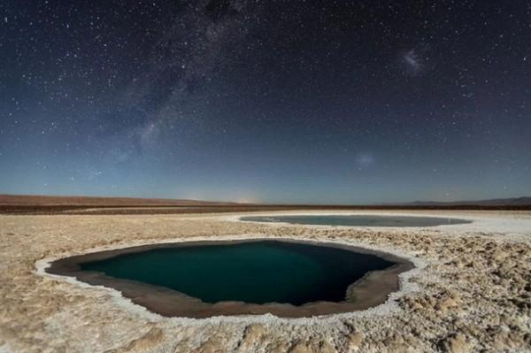 自然类三等奖《阿塔卡玛沙漠》智利摄影师VICTOR LIMA