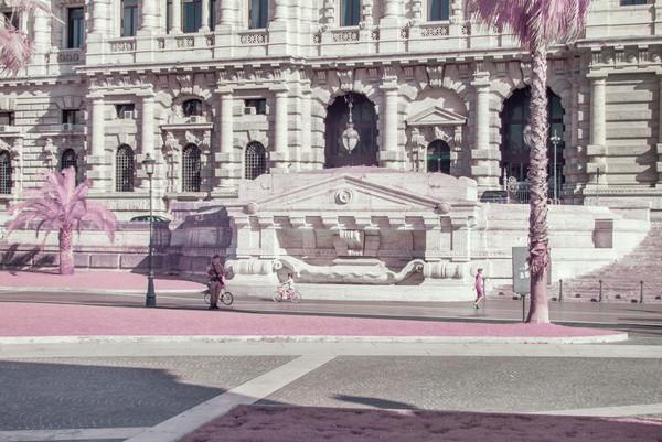 Milan Racmolnar 粉红世界红外线摄影集10