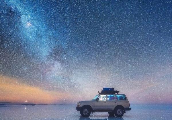 Kordan:星空与海天一色摄影集2