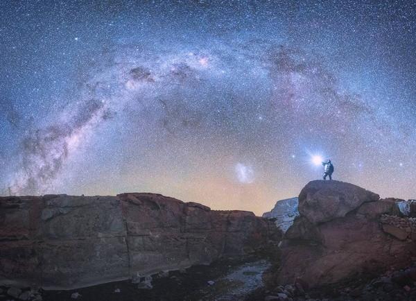 Kordan:星空与海天一色摄影集4