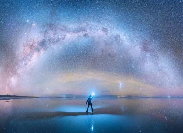 Kordan:星空与海天一色摄影集7